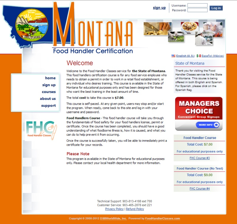 Food Handlers Online Class Texas Cottage Food Law Resources Food