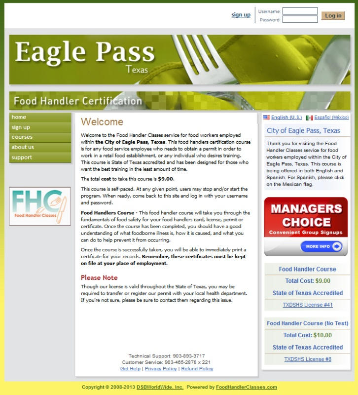 Food Handler Classes: Food Handler Classes News