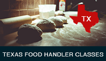 Texas Food Handler Certification Classes