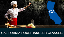 California Food Handler Certification Classes
