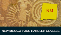 New Mexico Food Handler Certification Classes