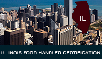 Illinois Food Handler Certification Classes