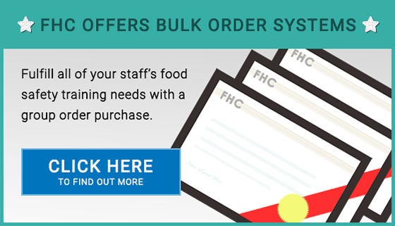 FHC offers bulk order systems