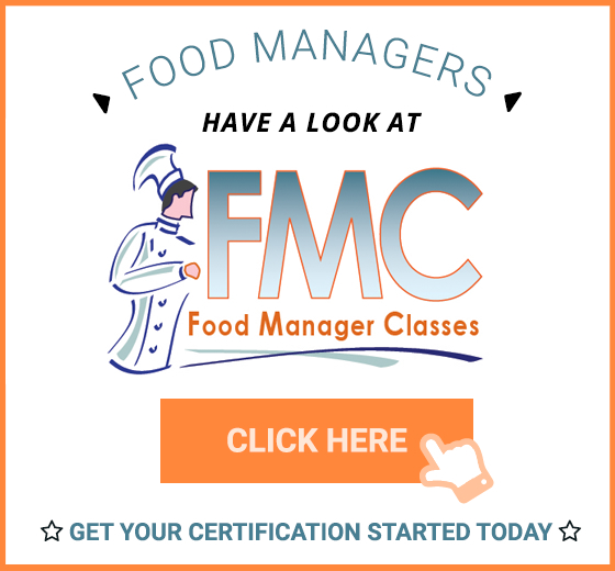 Visit Food Manager Classes