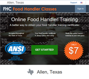 https://AllenTX.FoodHandlerClasses.com