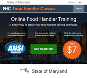 https://maryland.foodhandlerclasses.com
