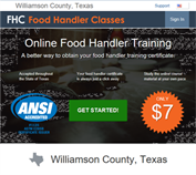 https://williamsoncotx.foodhandlerclasses.com
